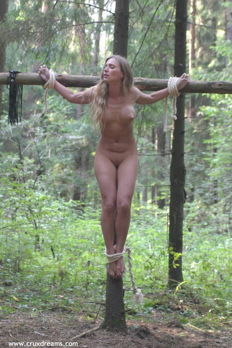 Naked women punished adult scene
